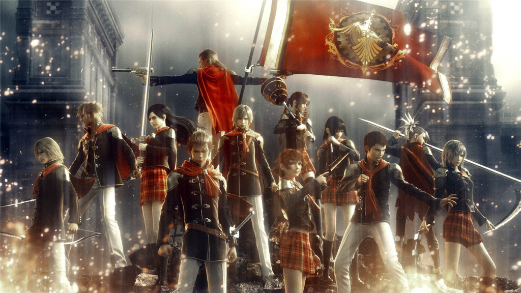 Final Fantasy Type-0 (Medium)