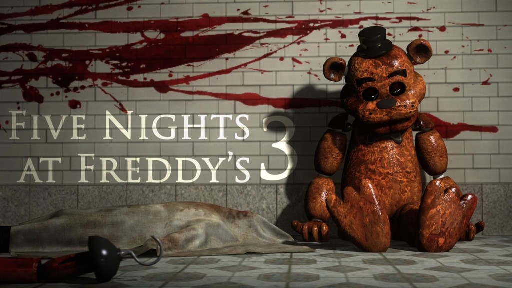 Five Nights at Freddy's 3 (Medium)