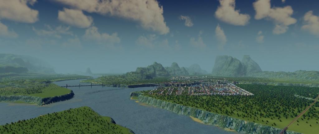 Przepiękna panorama!