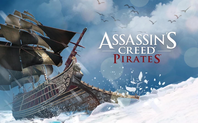 Скачать взломанный Assassin's Creed Pirates на деньги