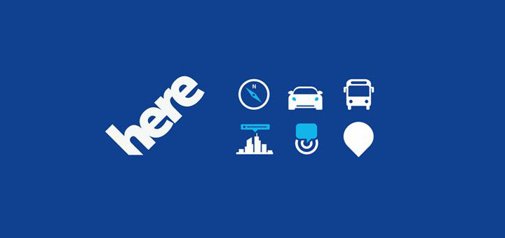 Nokia-HERE-Maps-App