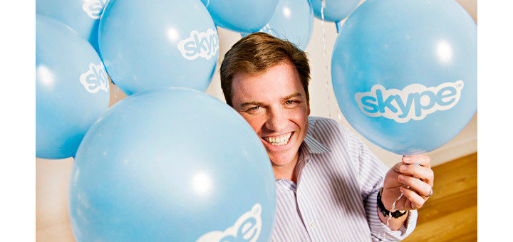 Skype-chief-executive