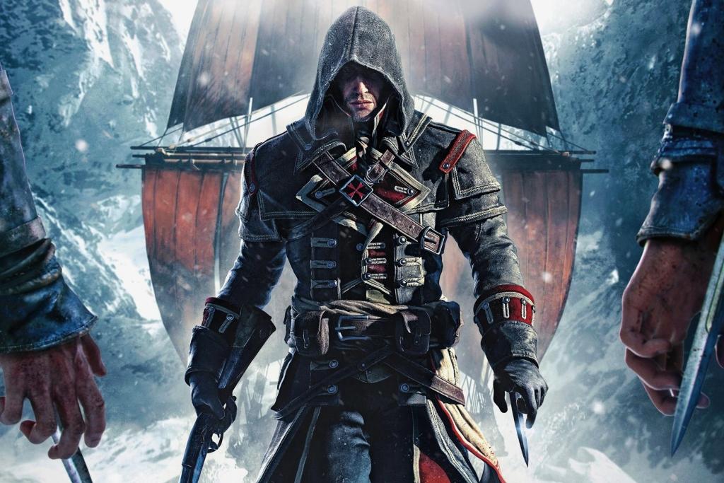 Assassin's Creed Rogue - ostatnia gra Ubisoftu produkowana stricte pod poprzednią generację