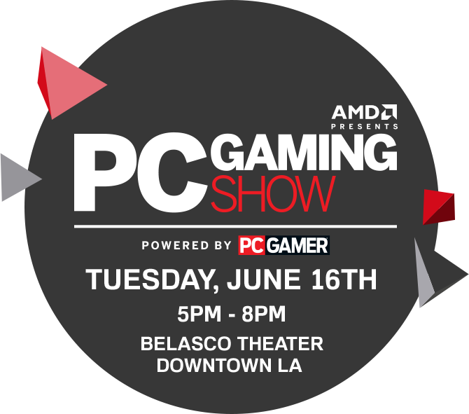 pc gaming show logo