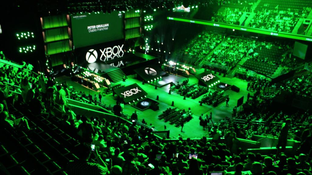Tak wyglądała konferencja Microsoftu rok temu
