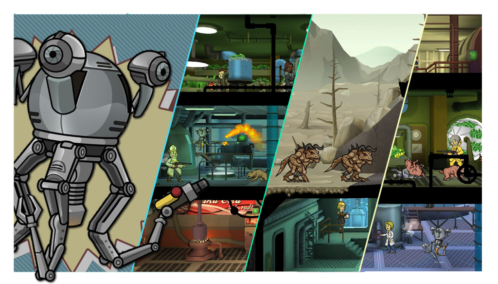 Fallout Shelter Update