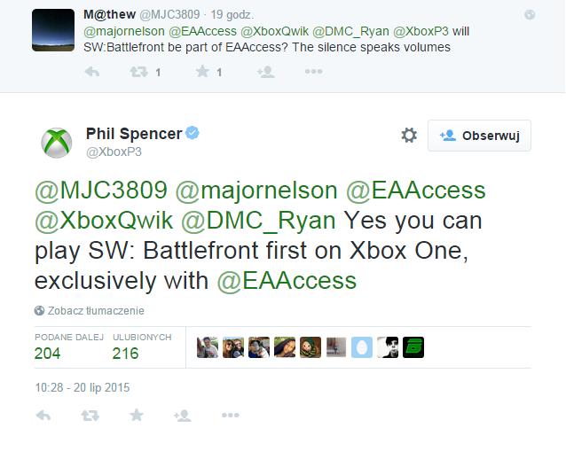 SW EA Access