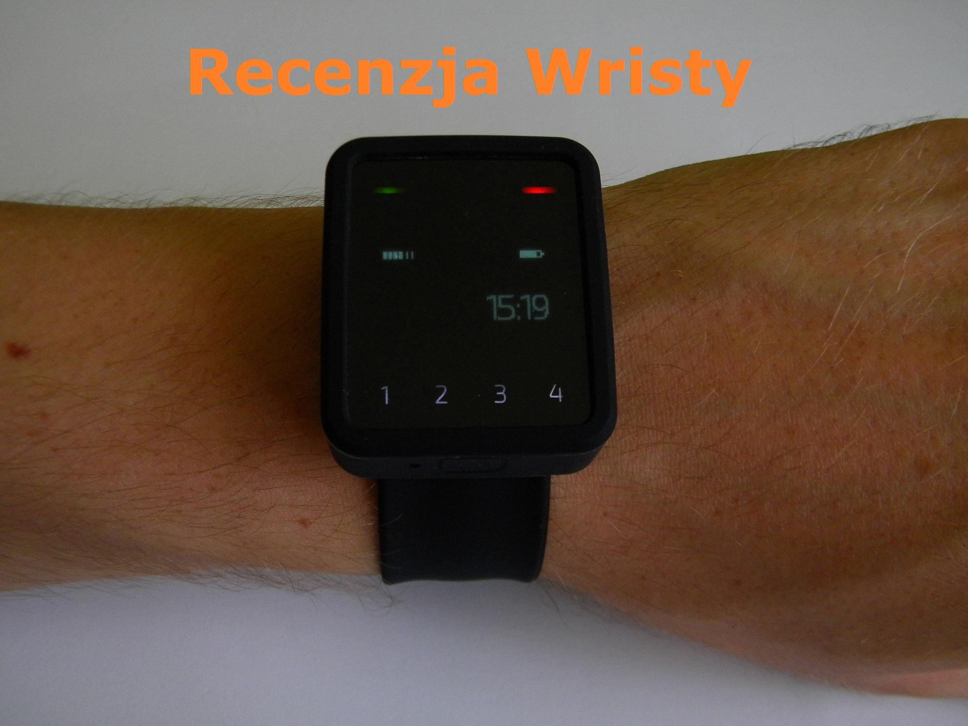 wristy recenzja