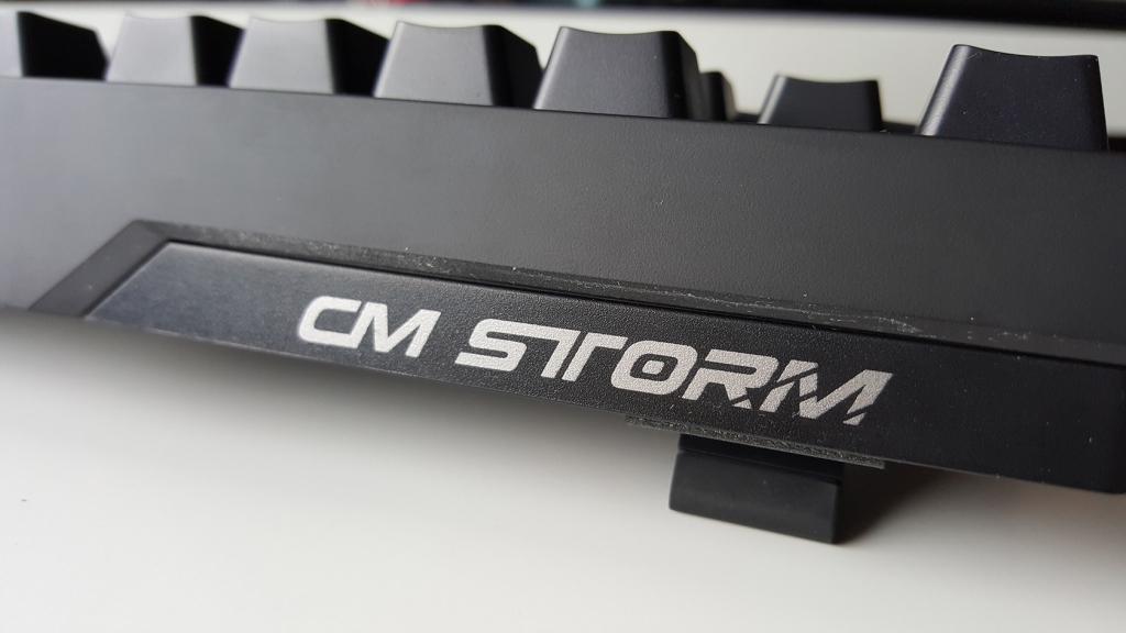CM Storm NovaTouch TKL - CM STORM