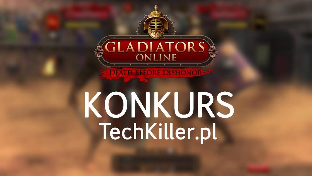 Gladiators online konkurs