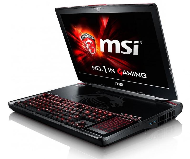 MSI GT80S fot1