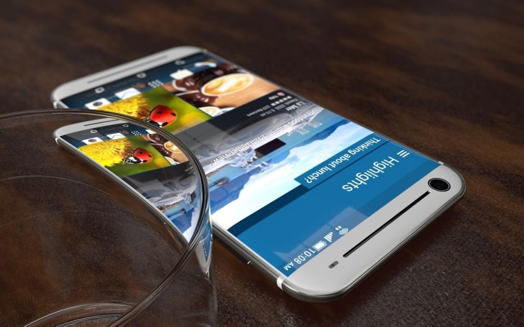 Czy tak będzie wyglądał HTC One M10?