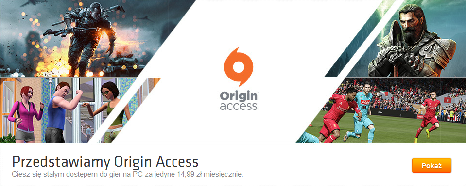 Origin Access PL
