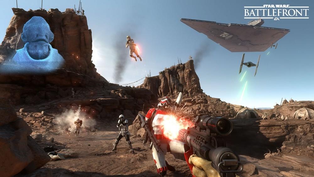 Mapa z trybu Przetrwanie na Tatooine trafi również do innych trybów gry.