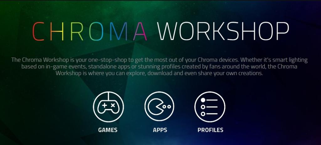 Chroma Workshop