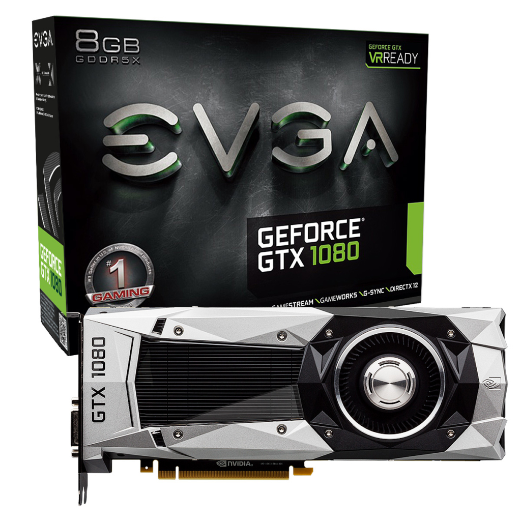 EVGA GeForce GTX 1080