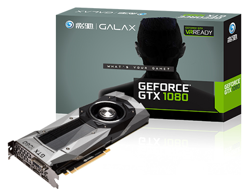 Galax GeForce GTX 1080