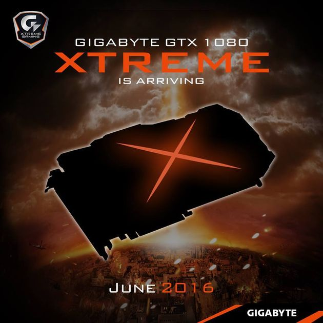 Gigabyte GeForce GTX 1080 Extreme Gaming