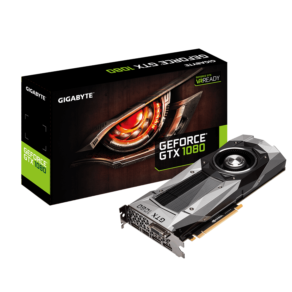 Gigabyte GeForce GTX 1080
