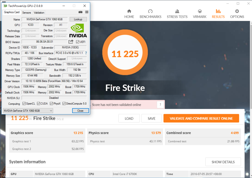 NVIDIA-GeForce-GTX-1060-Fire-Strike-Performance
