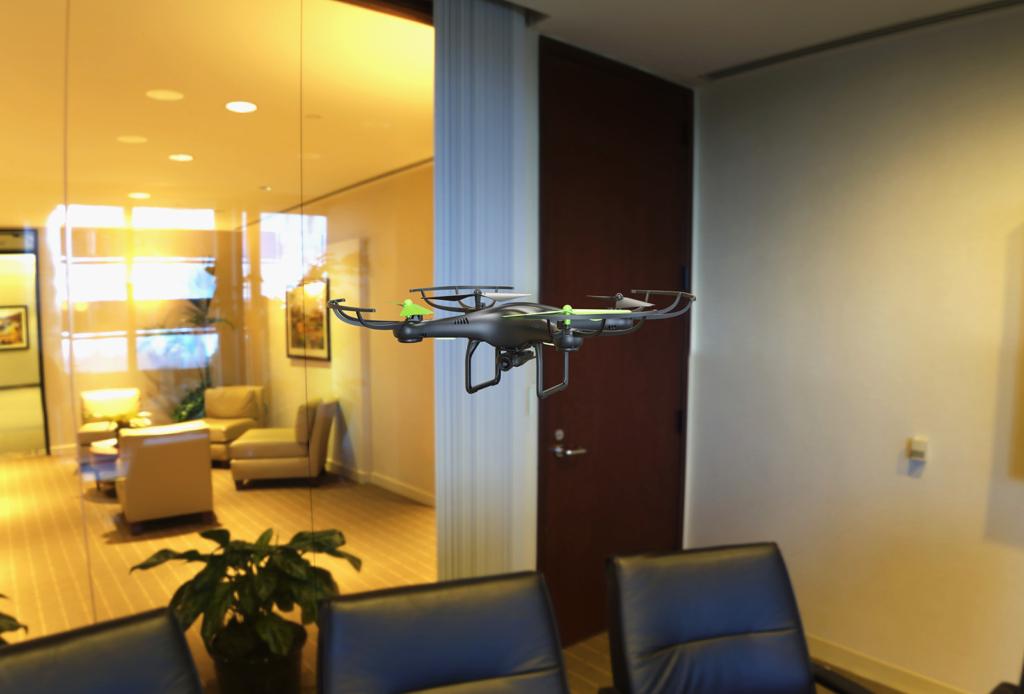 ARCHOS Drone_interior