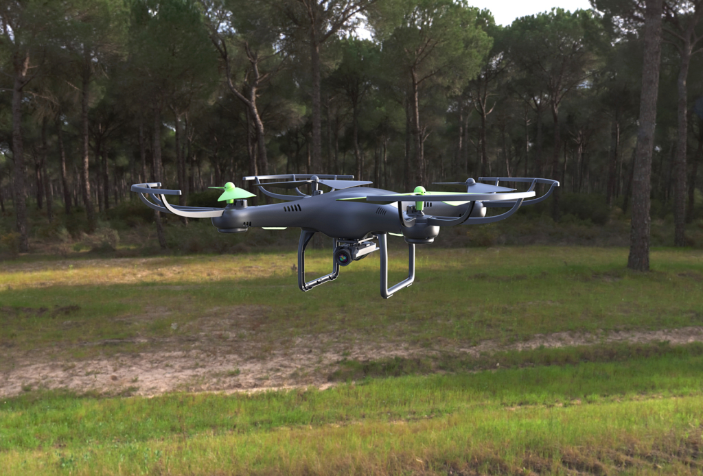 ARCHOS Drone_outdoor 02