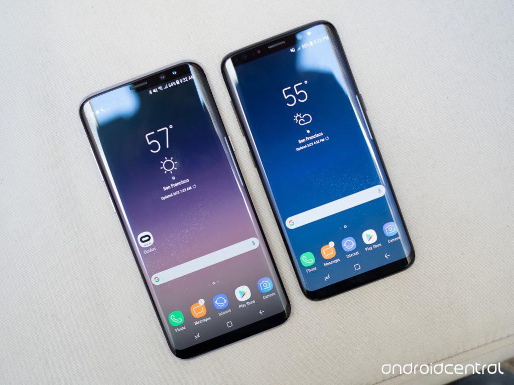 Galaxy S8 poczerwieniał z radości - nowy problem Samsunga