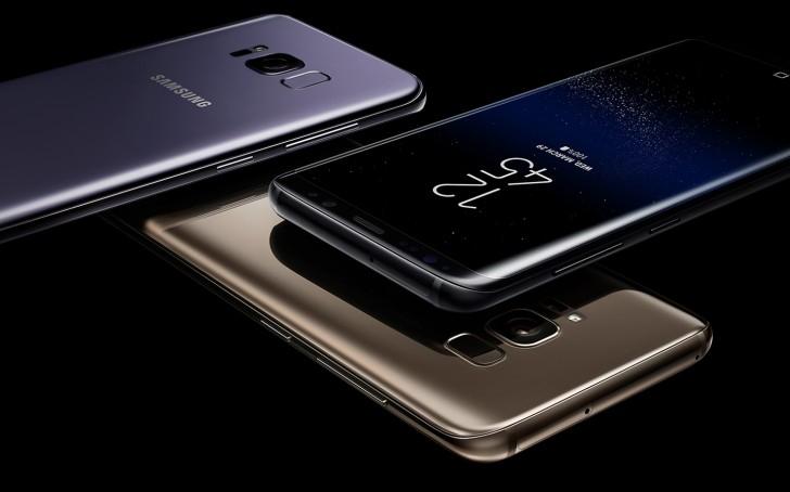 Nowy tydzień i nowy problem Galaxy S8