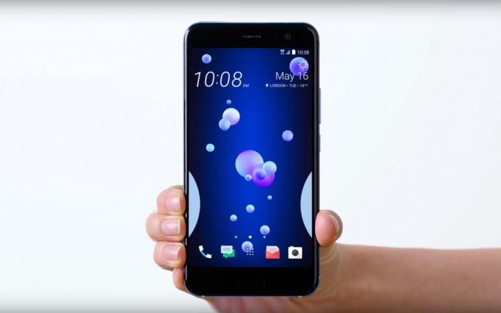 HTC nie śpi - trzy filmy promocyjne U 11